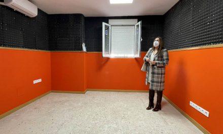 Andújar impulsa el arreglo de las salas de Ensayo en varias fases