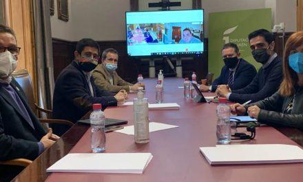 Diputación y ayuntamientos impulsan una alianza municipalista en defensa de los intereses de la provincia