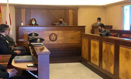 La Junta Local de Seguridad Ciudadana analiza, por segunda vez, la situación de seguridad del municipio, de cara a la fecha en la que se ha cancelado la Romería de la Virgen de la Cabeza