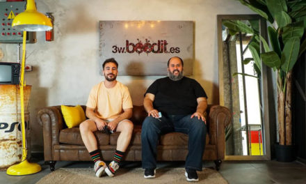 Cazalilla considera a la empresa '3w.beedit.es' un valor añadido para la expansión empresarial de Andújar