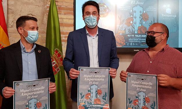 PROPUESTAS DE OCIO Y TURISMO | La acción promocional Jaén en Julio arranca mañana en Torreperogil con Un Mar de Canciones