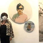 PROPUESTAS DE OCIO Y TURISMO | El Centro Cultural Baños Árabes de la Diputación acoge hasta el 4 de septiembre una exposición de Celia Cuesta